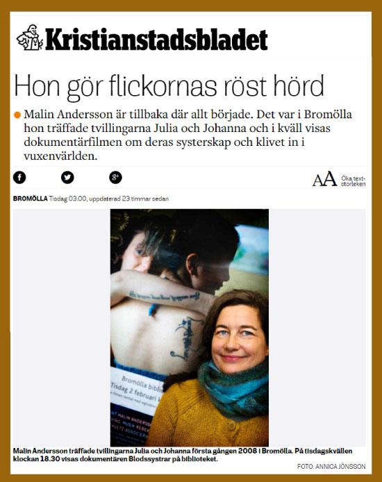 kristianstadbladet2016