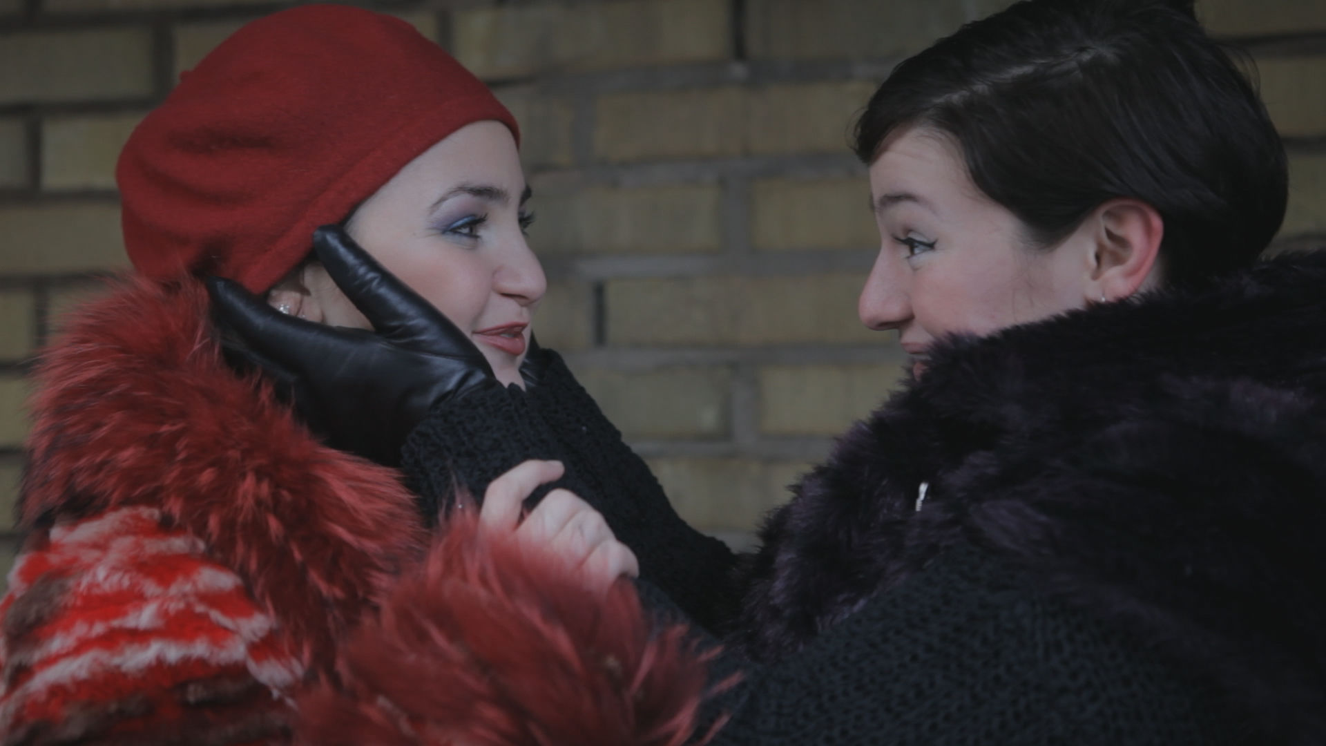 Blodssystrar på SVT play