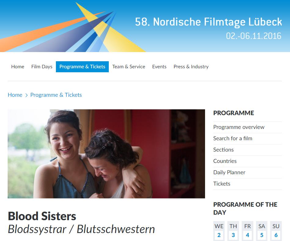 Lübecks Nordische Filmtage