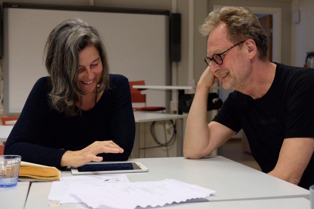 Malin och Peter AVMedia Kalmar